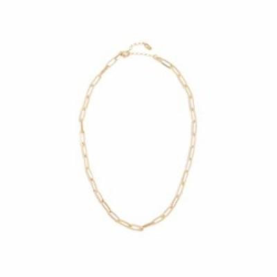 Maison Irem Women's Kyla Chain Necklace, Gold, One Size