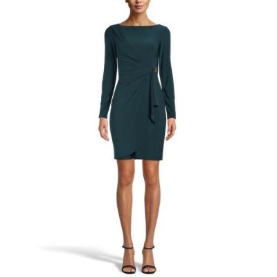 アンクライン レディース ワンピース トップス The Donna Sheath Dress