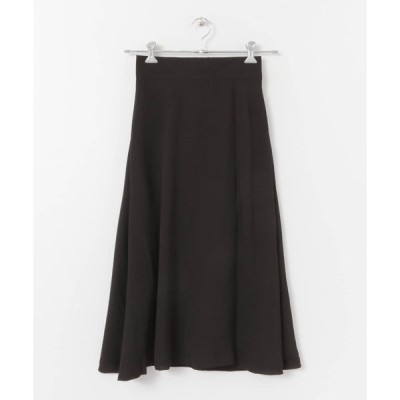 スカート ツイルロングスカート∴