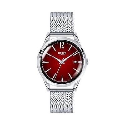 ヘンリーロンドン HENRY LONDON 腕時計 HL39-M-0097 チャンセリー メンズ メッシュメタルベルト [並行輸入品]