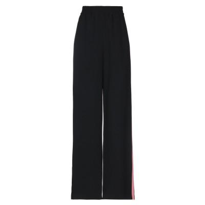 VIVETTA パンツ ブラック 38 アセテート 50% / レーヨン 50% パンツ