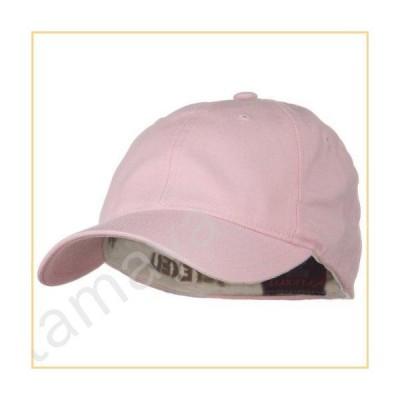 Flexfit Garment Washed Cottonキャップ???ピンクw32s769?F US サイズ: XL カラー: ピンク