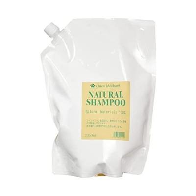 シャンメシャン 自然のシャンプー 詰替え ペット用 2050ml (2050ml)