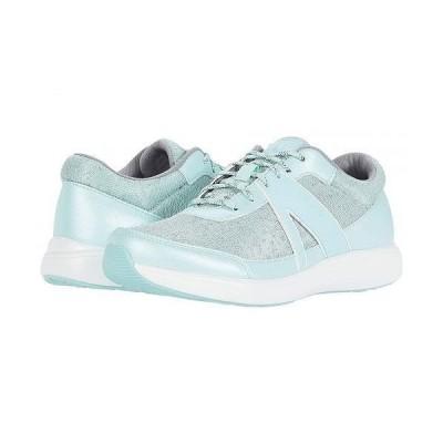 Alegria アレグリア レディース 女性用 シューズ 靴 スニーカー 運動靴 Qarma - Mint Dew