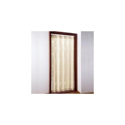 アコーディオンカーテン 間仕切りカーテン 間仕切り カーテン 突っ張り棒なし