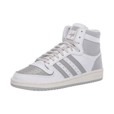 adidas Originals Men's Top Ten RB Sneaker, White, 4.5