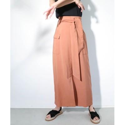 スカート MILITARY TIGHT SKIRT / ミリタリータイトスカート【ANT】