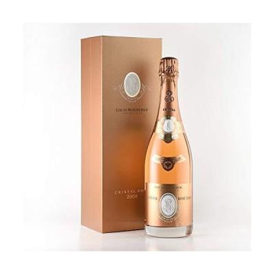 ルイ ロデレール クリスタル ロゼ 2008 ギフトボックス 正規品 ルイロデレール ルイ・ロデレール シャンパン シャンパーニュ