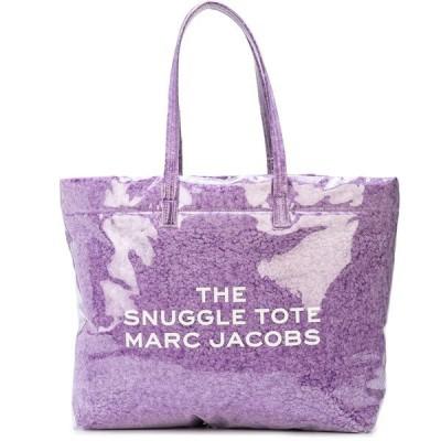 マークジェイコブス トートバッグ M0015921 MARC JACOBS The Snuggle Tote Marc Jacobs Tote (Purple) ザ スナグル トート (パープル)