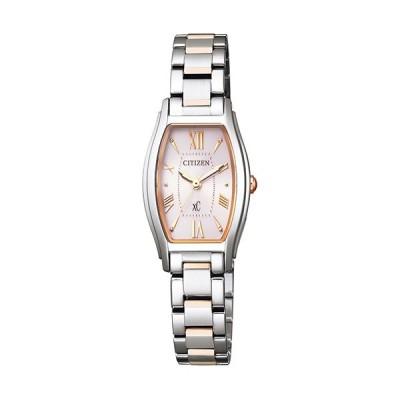 シチズン 腕時計 クロスシー EW5544-51W xC エコ・ドライブ Stainless Steel Lineシリーズ レディース 新品 国内正規品 Citizen
