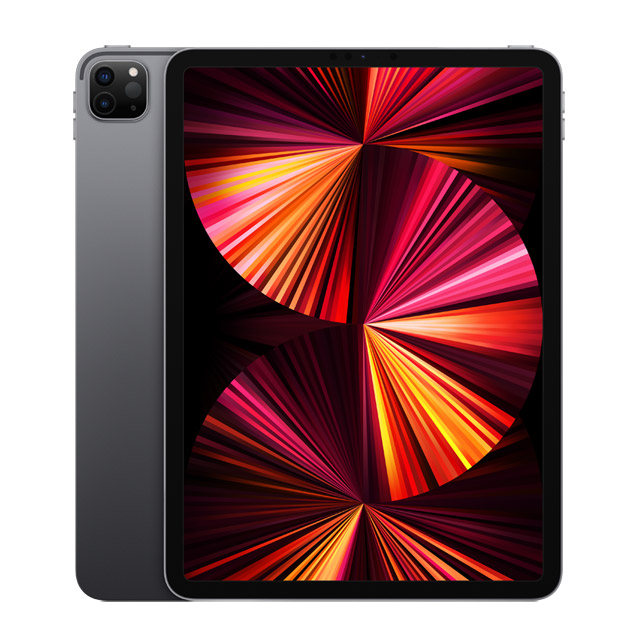 2021 iPad Pro 11吋 128G WiFi 太空灰 (MHQR3TA/A)
