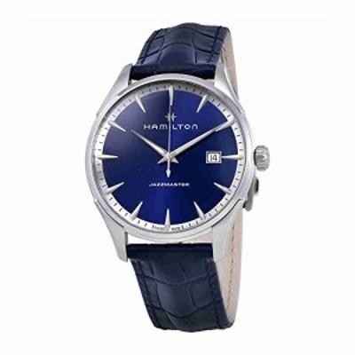 [ハミルトン]HAMILTON 腕時計 ジャズマスタージェント デイト H32451641 メンズ 【並行輸入品】