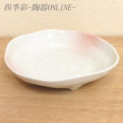 中皿 丸皿 弥生ろくべい 14cm 和食器 業務用 美濃焼 9a253-4-43g