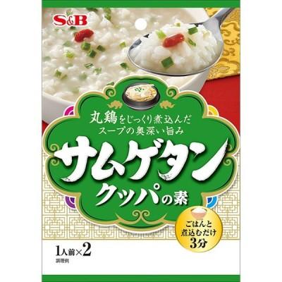 サムゲタンクッパの素 S&B SB エスビー食品