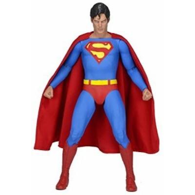送料無料 NECA 1/4 Scale Figure Superman (Reeve) Action Figure