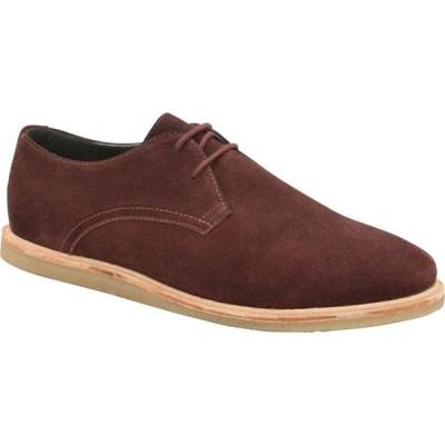 フランクライト Frank Wright メンズ 革靴・ビジネスシューズ ダービーシューズ シューズ・靴 Jordan Men`S Derby Shoes Bordeaux