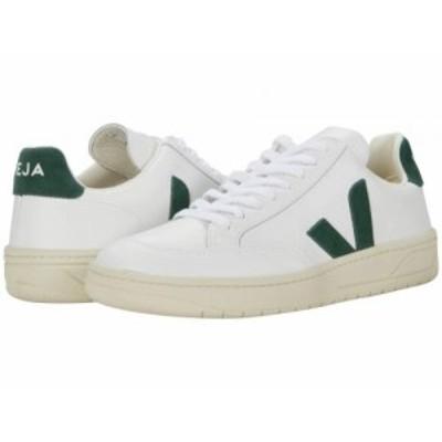 VEJA メンズ 男性用 シューズ 靴 スニーカー 運動靴 V-12 Extra White/Cyprus【送料無料】