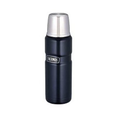 サーモス THERMOS 真空断熱ステンレスボトル 0.47L [容量:470ml] [カラー:ミッドナイトブルー] #ROB-002-MDB