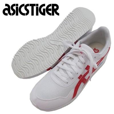 アシックスタイガー タイガーランナー カジュアルシューズ 1191A207 104 ホワイト×クラシックレッド