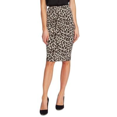 ヴィンス カムート Vince Camuto レディース スカート Pull-On Leopard-Print Skirt Leopard
