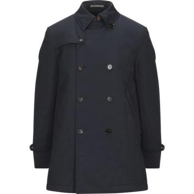 パオローニ PAOLONI メンズ コート アウター coat Dark blue