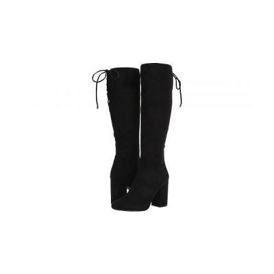 Kenneth Cole Reaction ケネスコール レディース 女性用 シューズ 靴 ブーツ ロングブーツ Corie Lace - Black