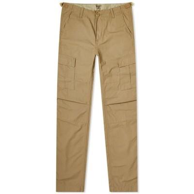 カーハート Carhartt WIP メンズ ボトムス・パンツ aviation pant Leather