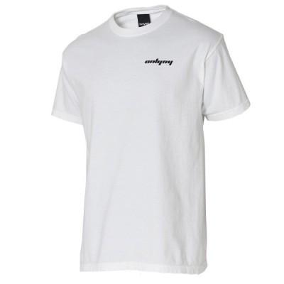 【即納】オンリー ニューヨーク Only NY メンズ Tシャツ トップス PACE T-SHIRT White