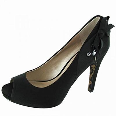 ベッツィジョンソン レディース パンプス Betsey Johnson Women 'Celestt' Pump Shoe
