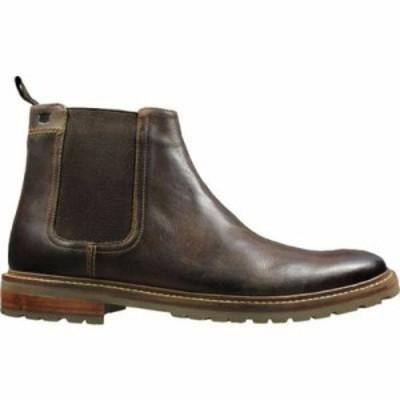 フローシャイム ブーツ Estabrook Gore Boot Brown Crazy Horse Leather