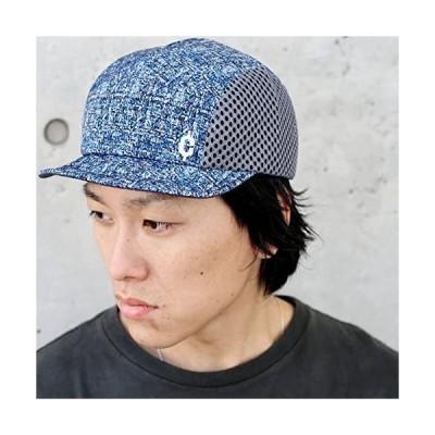 clef (クレ) サマーボール キャップ 帽子 ジェットキャップ SUMMER BALL CAP アウトドア (ネイビー Free Size)