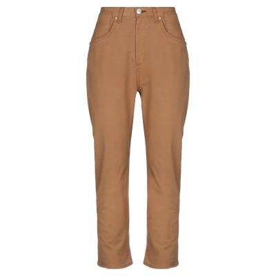ラグアンドボーン RAG & BONE パンツ ブラウン 24 コットン 97% / ポリウレタン 3% パンツ