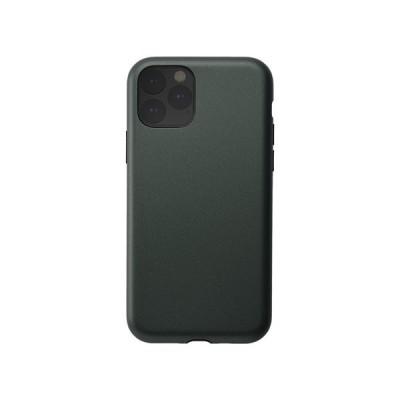 CCCフロンティア UNI-CSIP19S-1STBG Smooth Touch Hybrid Case ブルーグレー 〔iPhone 11 Pro用〕 《納期未定》