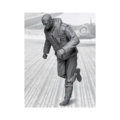 イギリス空軍 戦闘機パイロット 1940-45年 No.3   RAF Fighter pilot 1940-45 No.3 1/32[BD-F32043]