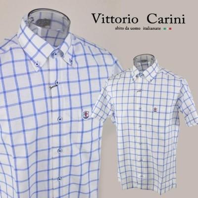 カリーニ/半袖シャツ(M)(L) 7230-1534-51 メンズ Carini