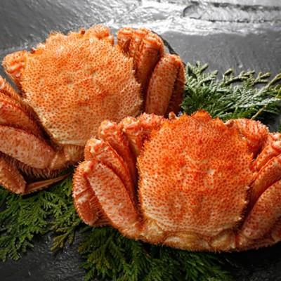 魚の北辰 [北海道産]ボイル毛がに