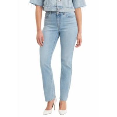 リーバイス レディース デニムパンツ ボトムス Classic Straight Jeans Blue