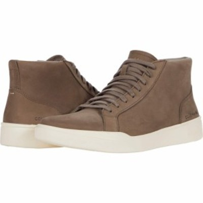 コールハーン Cole Haan メンズ スニーカー シューズ・靴 Grand Crosscourt Modern Midcut Sneaker Soft Sage Nubuck