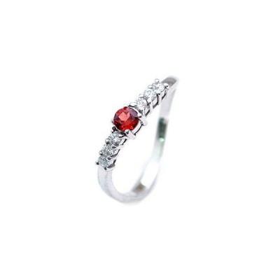 指輪 プラチナ ガーネット リング 指輪 (ガーネット) 1月 誕生石 プラチナ ファッションリング 安い【今だけ代引手数料無料】