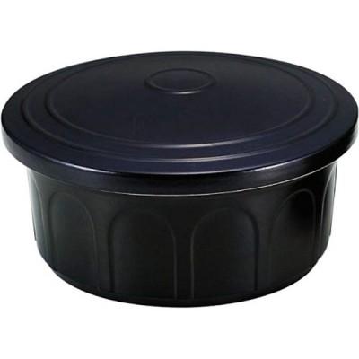 NEWセラミックおひつ 1.5合用 A-22023(ブラック)