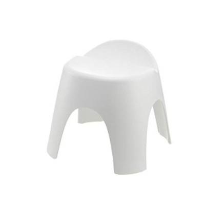 リッチェル バスチェア ホワイト 30cm 風呂椅子 アライス腰かけ 日本製 抗菌加工