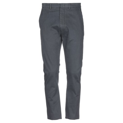 ペンス PENCE パンツ ブラック 52 コットン 97% / ポリウレタン 3% パンツ