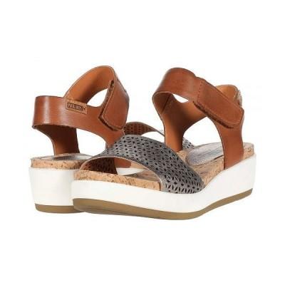 Pikolinos レディース 女性用 シューズ 靴 ヒール Mykonos W1G-1733CLC1 - Stone