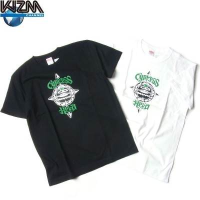 KIZM キズム CYP HELA PRINT T-SHIRTS サイプレス ヘラ Tシャツ ボロボロ マガジン プリント Tシャツ ヘラ 2カラー 限定 メンズ レディース