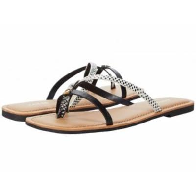 GUESS ゲス レディース 女性用 シューズ 靴 サンダル Caleah White Multi【送料無料】
