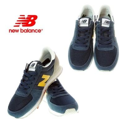 new balance ニューバランス U220BA2 ネイビー/グレー レディーススニーカ−