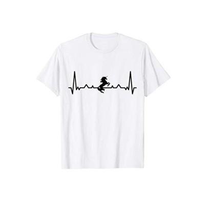 乗馬馬術スポーツ乗馬馬場馬術乗馬 Tシャツ