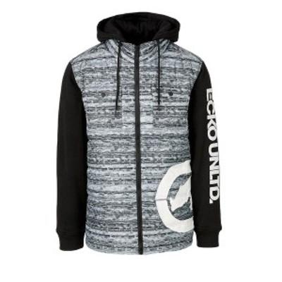 エコー メンズ ジャケット&ブルゾン アウター Men's Rhino Hybrid Jacket Gray