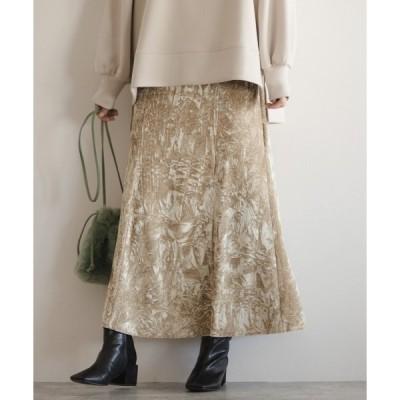 スカート ベロアマーメイドスカート 921447