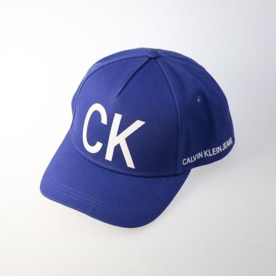 カルバンクラインジーンズ Calvin Klein Jeans キャップ CKJ・19AMロゴCAPデカロゴ K50K504872 ギフトラッピング無料